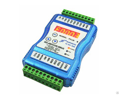 J K T E R S B Type Thermocouple Signal To Rs232 Or Rs485 Converter Syad 08t Series