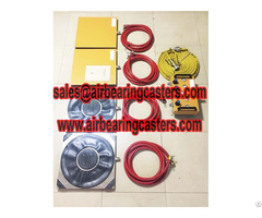 Air Bearing System Sales Area