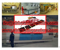Heavy Duty Air Transporters Preparation Before Use