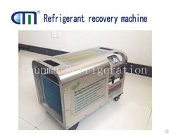 R600a Oil Less Anti Explosive Refrigerant Recovery Machine Cmep Ol