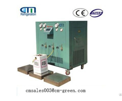 R1234fy Refrigerant Subpackge Machine Multiple Stage Cm20
