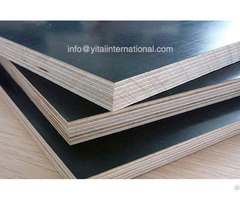 18mm Cheap Finger Joint Board Formwork Shuttering Film Faced Plywood