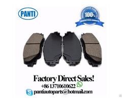 D684 357698151b Front Brake Pads For Volkswagen