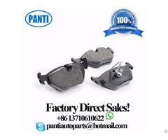 D763 34216761239 Ceramic Brake Pads For 325xi