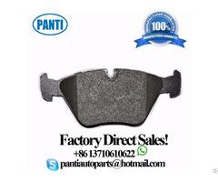 Auto Brake Pads D725 34111163387 Fits Bmw528i