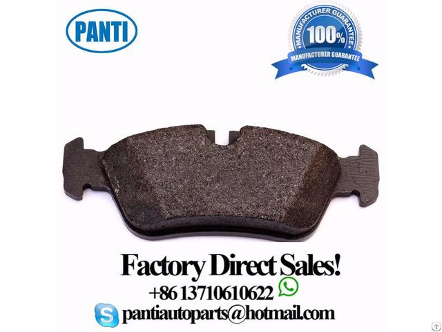 Auto Brake Pads Fit Bmw3 Series 34116761242 D781