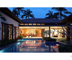 Hot Popular Light Steel House Holiday Villa