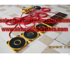 The Air Caster Quietly