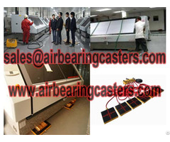Air Bearings Exporters Advantage