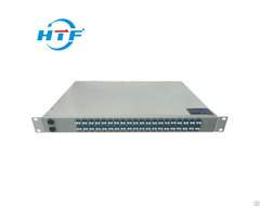 Forty Channels Dwdm Multiplexer Single Fiber 1u Rack Awwg With Monitor Port