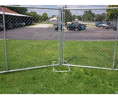 Chain Link Temporary Fencing Portable Fence