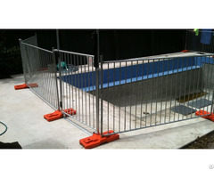 Temporary Pool Fencing Portable