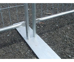 Temporary Fence Feet Blocks