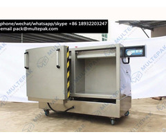 Multepak Bulk Double Chamber Vacuum Packaging Machine For Peanuts Cashew Rice Kernels Almonds
