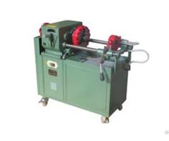 Electric Bar Bolt Threading Machine