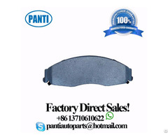 Brake Front Pads 88959947 D921 Fits Cadillac Gm Oem 03 07