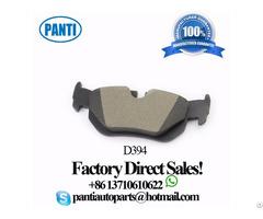 Car Brake Pads Fit Bmw5 Series 34111162535 D394