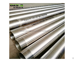 Seamless Stainless Steel Tubes Pipes Casing 5ct Tubing