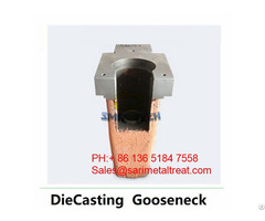 Gooseneck For Hot Chamber Die Casting Machine