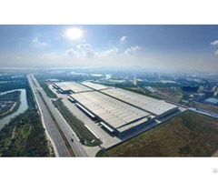 China Hot Sale Steel Structure Logistics Park