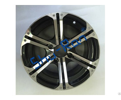 Shuran 12 Inch Golf Cart Wheels 4 Wheel Drive Electric