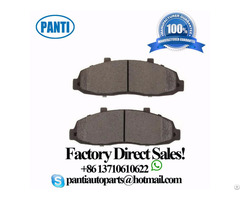 New Genuine Oem F65z 2001 Aa Front Disc Brake Pads Fits Ford Truck F 150