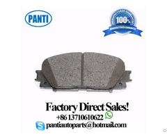 Oem 04465 47070 Disc Brake Pads Ceramic Front For Prius Lexus Ct 200h New