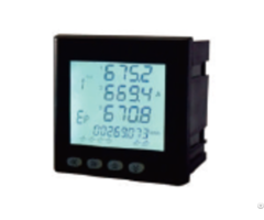 194y Electrical Power Monitor Three Phase For Panel Mounting