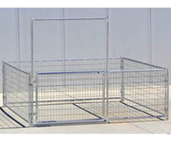 Welded Wire Horse Panels Corral
