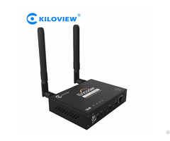 Bnc To Ip 4g Wireless H 264 Hdmi Encoder