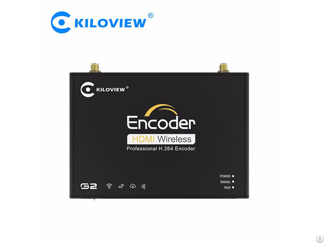 Hot Selling Low Latency H264 Hd Sdi Encoder For Broadcast Television Area