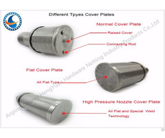 Stainless Steel Filter Nozzles