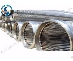 Johnson Type Wedge Wire Screen Water Well Pipes