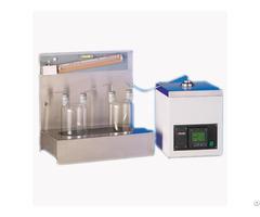 Lubricating Oil Evaporation Loss Analyzer Noack Method