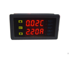Multi Function Battery Monitor Meter