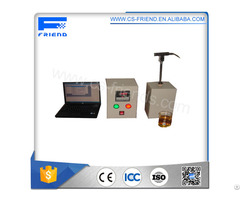 Quenching Medium Oil Cooling Characteristics Tester