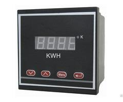 Digital Dc Energy Meter Pm Panel Mounting