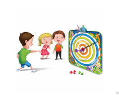 Kids Dart Board Playmat