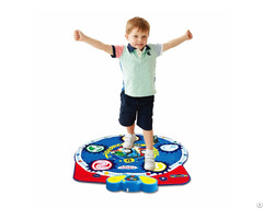 Thomas And Friends Dance Mixer Playmat Touch Sensitive Mp3 Plug In