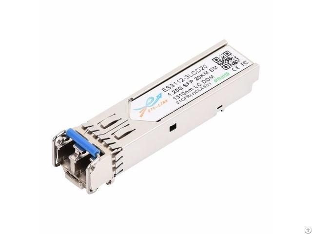 Cisco Glc Lh Sm Compatible 1 25g Sfp Optical Transceiver 20km