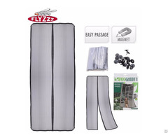 100% Polyester Magnetic Curtain Door