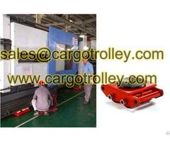 Machine Moving Equipment Work Principle
