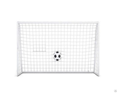 Football Field Post Equipments And Training Galvanized Steel Soccer Gate Goal