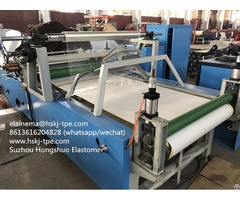Hot Melt Adhesive And Roller Coating Machine