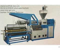Tpe Tpr Coating Machine