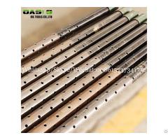 K55 J55 N80 Api Perforated Pipe Based Casing Tube