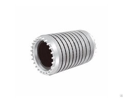 High Voltage Welding Stator Core For 2 10kv Motor Applications