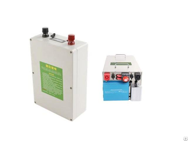 Wholesale Long Cycle Lithium Solar Batteries 36v 120ah Portable Power Bank