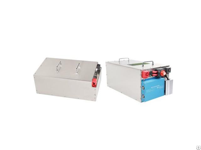 Wholesale Long Service Life Lithium Solar Batteries 24v 200ah Portable Power Supply