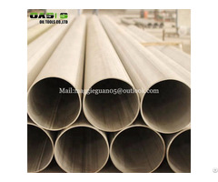 K55 J55 Astm Seamless Welded Erw Steel Pipes For Oil Well Drill